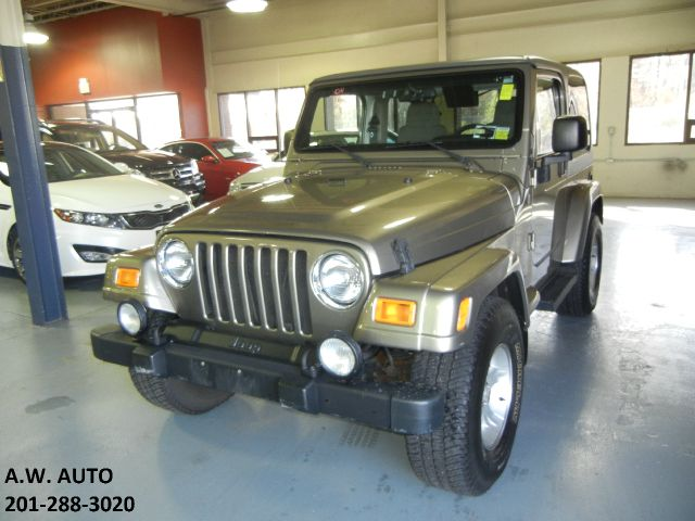 2004 Jeep Wrangler for sale in HASBROUCK HEIGHTS NJ