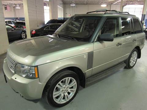 2010 Land Rover Range Rover for sale in Hasbrouck Heights, NJ
