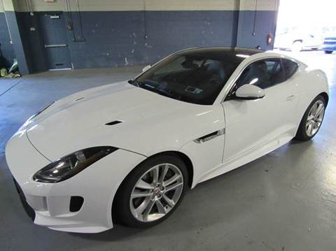 2017 Jaguar F-TYPE for sale in Hasbrouck Heights, NJ