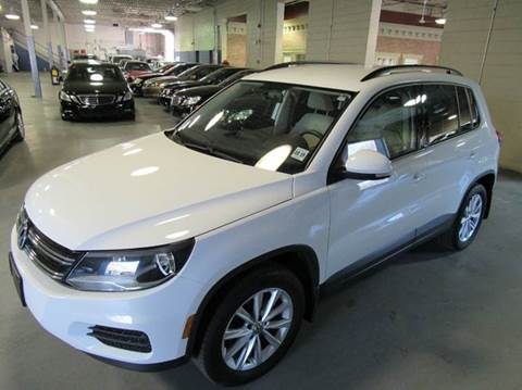 2015 Volkswagen Tiguan for sale in Hasbrouck Heights, NJ