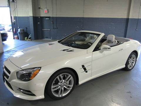 2016 Mercedes-Benz SL-Class for sale in Hasbrouck Heights, NJ