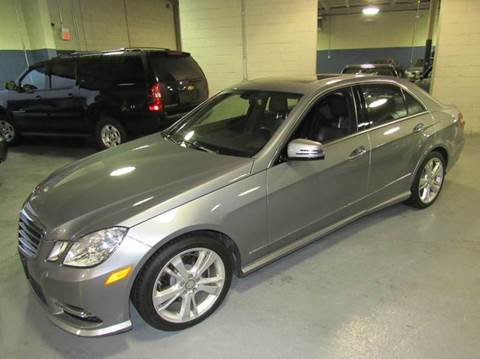 2013 Mercedes-Benz E-Class for sale in Hasbrouck Heights, NJ