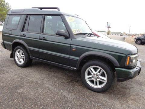 2004 Land Rover Discovery for sale in Greeley, CO