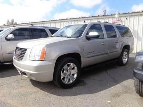 2008 GMC Yukon XL
