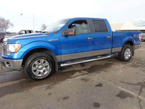 2010 Ford F-150 for sale in Greeley, CO