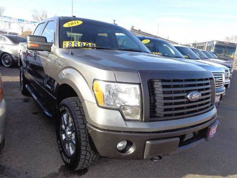 2011 Ford F-150 for sale in Greeley, CO