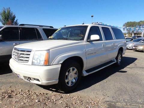 Cadillac Escalade For Sale Greeley Co