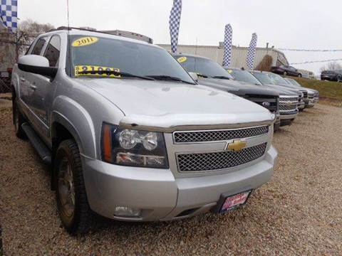 2011 Chevrolet Avalanche for sale in Greeley, CO
