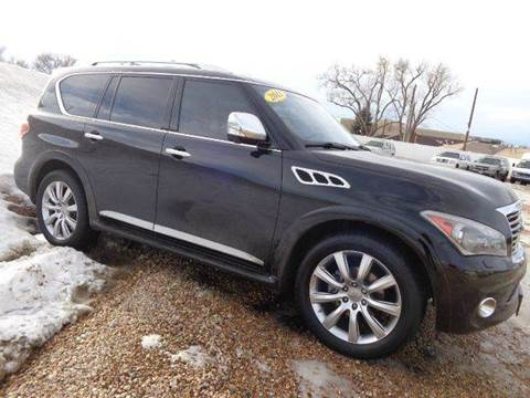 2011 Infiniti QX56 for sale in Greeley, CO