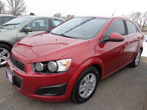 2012 Chevrolet Sonic for sale in Greeley, CO