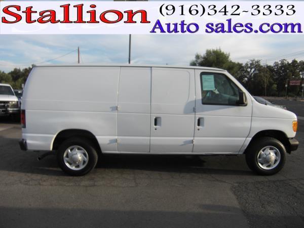 Used Cargo Van Roseville California For Sale