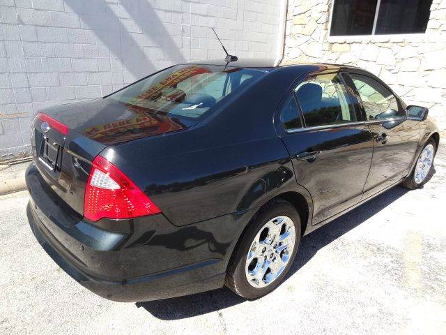 2010 Ford Fusion SE 4dr Sedan - Arlington TX