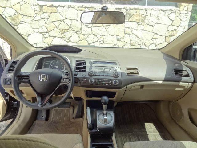 2006 Honda Civic LX 2dr Coupe w/Automatic - Arlington TX