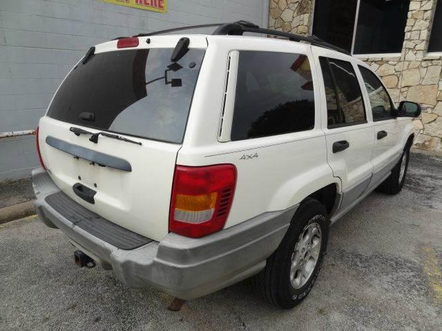 2000 Jeep Grand Cherokee Laredo 4dr 4WD SUV - Arlington TX