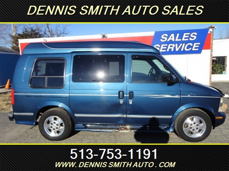 2003 Chevrolet Astro For Sale In Amelia OH