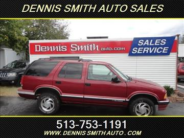 1997 Chevrolet Blazer for sale in Amelia, OH