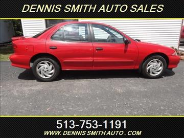 1998 Chevrolet Cavalier for sale in Amelia, OH