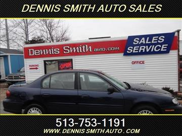 2001 Chevrolet Malibu for sale in Amelia, OH