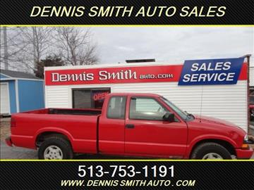 2001 Chevrolet S-10 for sale in Amelia, OH