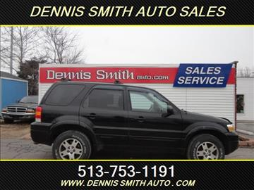 2005 Ford Escape for sale in Amelia, OH