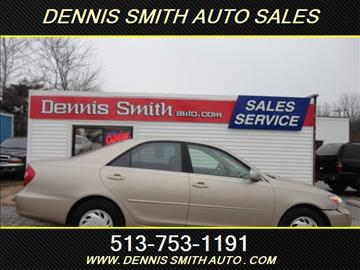 2004 Toyota Camry for sale in Amelia, OH