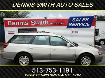 2002 Subaru Outback for sale in Amelia, OH