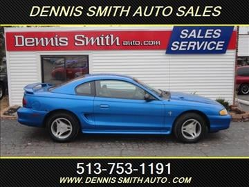 1998 Ford Mustang for sale in Amelia, OH