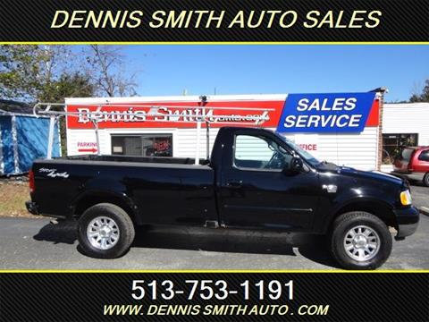 2002 Ford F-150 for sale in Amelia, OH