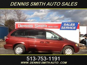 2007 Chrysler Town and Country for sale in Amelia, OH