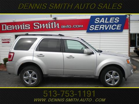 2009 Ford Escape for sale in Amelia, OH
