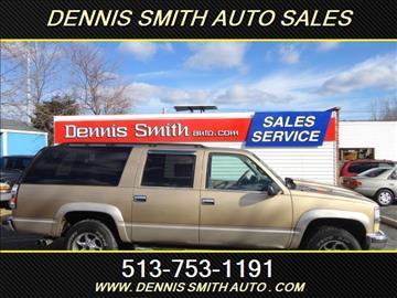 1999 Chevrolet Suburban for sale in Amelia, OH