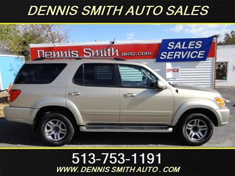 2004 Toyota Sequoia for sale in Amelia, OH