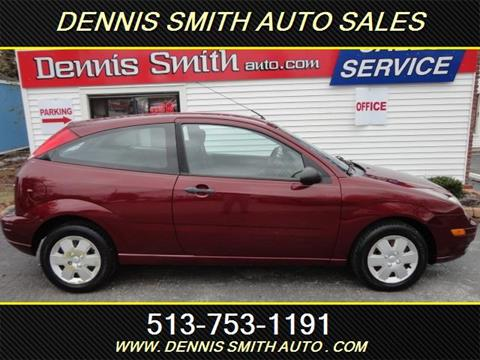 2006 Ford Focus for sale in Amelia, OH