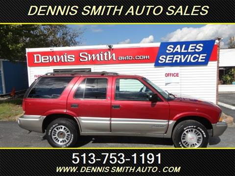 2000 GMC Jimmy for sale in Amelia, OH