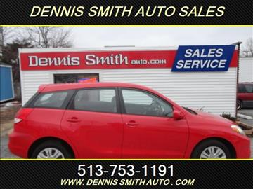 2004 Toyota Matrix for sale in Amelia, OH