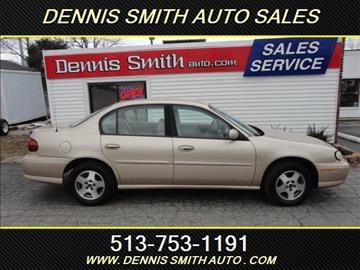 2003 Chevrolet Malibu for sale in Amelia, OH