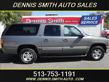 2001 Chevrolet Suburban for sale in Amelia, OH