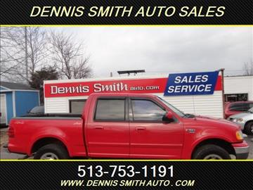 2001 Ford F-150 for sale in Amelia, OH