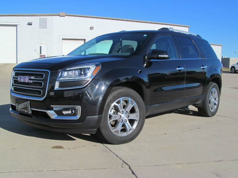 2014 gmc acadia awd slt 2 4dr suv in albert lea mn flaherty 39 s hi tech motorwerks. Black Bedroom Furniture Sets. Home Design Ideas