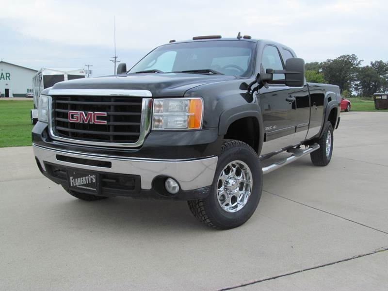 2010 gmc sierra 2500hd sle 4x4 4dr extended cab lb in. Black Bedroom Furniture Sets. Home Design Ideas