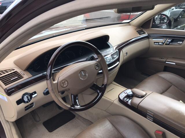 2007 Mercedes-Benz S-Class S 550 4dr Sedan - Newport News VA