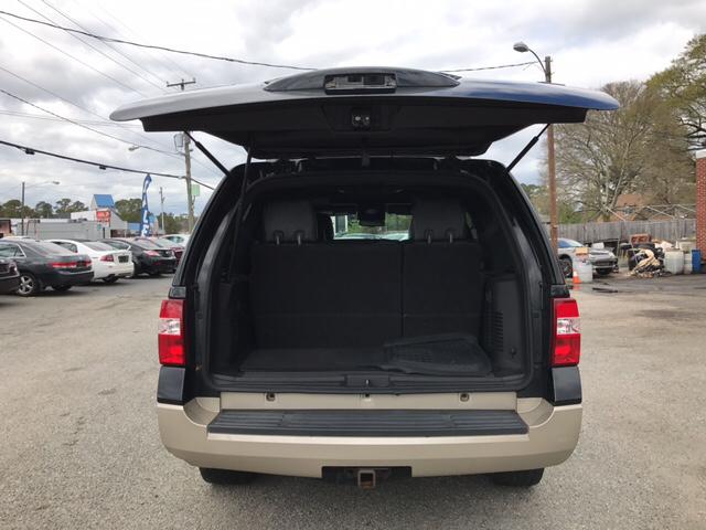 2009 Ford Expedition 4x2 Eddie Bauer 4dr SUV - Newport News VA