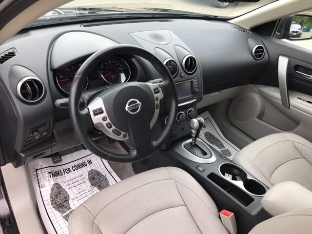 2011 Nissan Rogue SL  AWD 4dr Crossover - Newport News VA