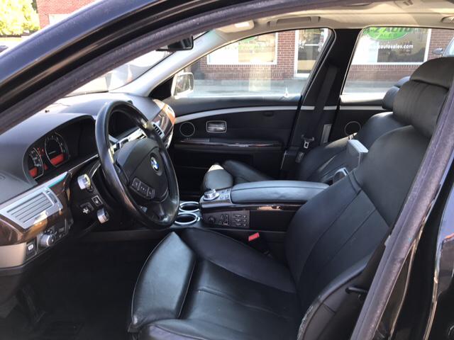 2008 BMW 7 Series 750Li 4dr Sedan - Newport News VA
