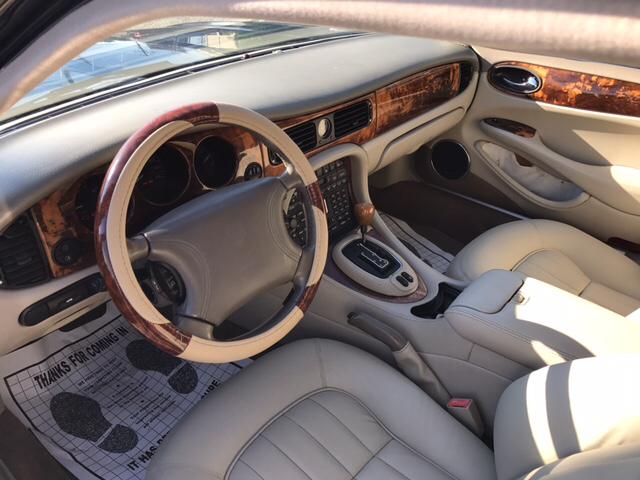 2000 Jaguar XJ-Series XJ8L 4dr Sedan - Newport News VA