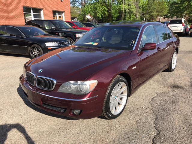 2006 BMW 7 Series 750Li 4dr Sedan - Newport News VA
