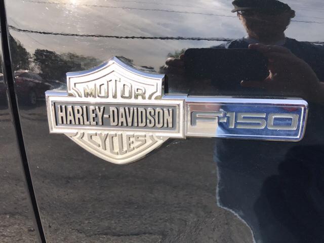 2007 Ford F-150 Harley-Davidson 4dr SuperCrew 5.5 ft. SB - Newport News VA