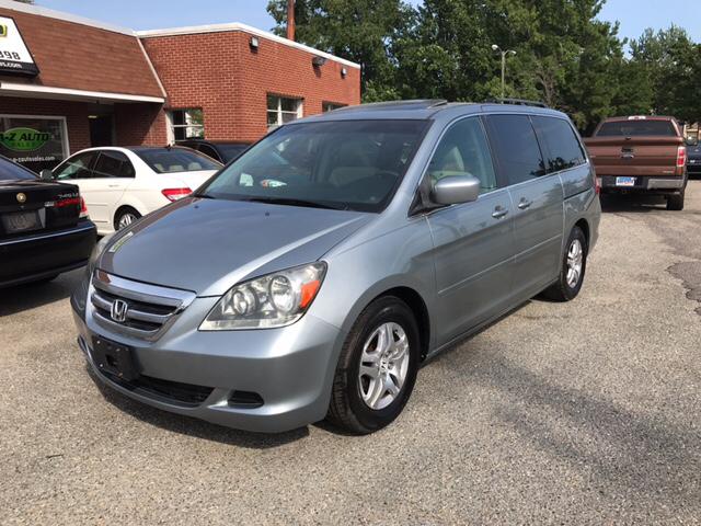 2007 Honda Odyssey EX L w/Navi w/DVD 4dr Mini Van and DVD - Newport News VA