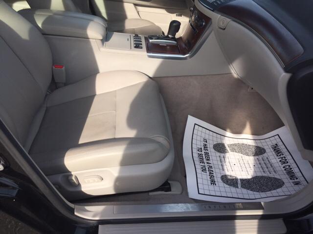 2008 Infiniti M45 x AWD 4dr Sedan - Newport News VA