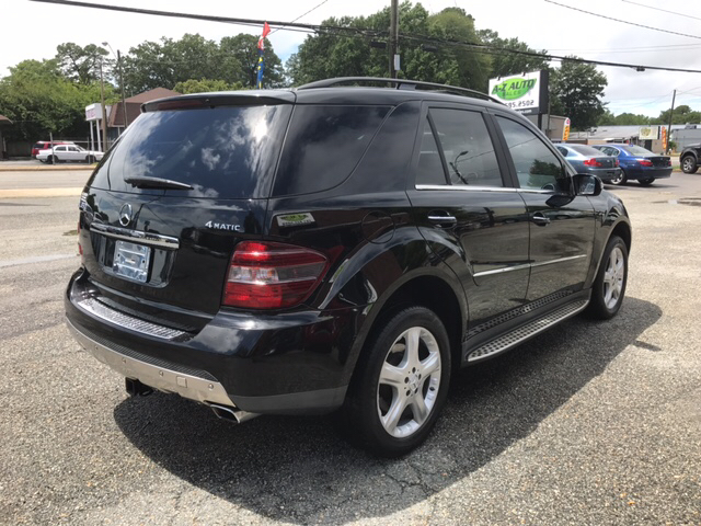 2007 Mercedes-Benz M-Class ML 350 AWD 4MATIC 4dr SUV - Newport News VA